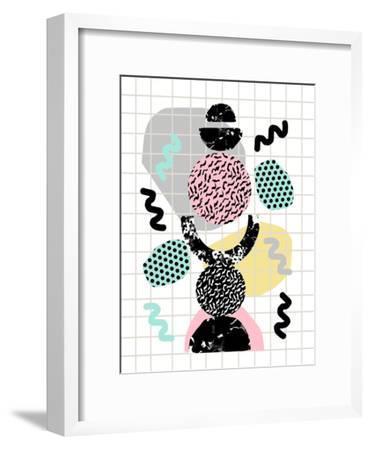 Righteous-Wacka Designs-Framed Art Print