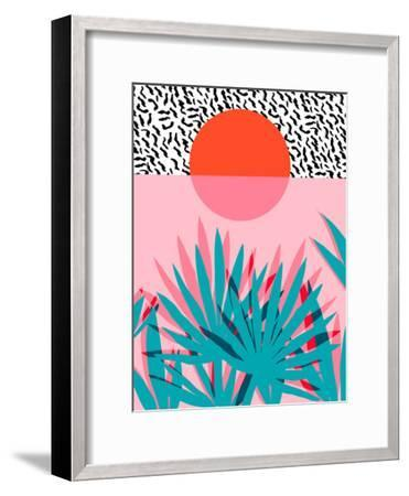 Whoa-Wacka Designs-Framed Art Print