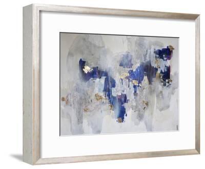North Gold-Christine Olmstead-Framed Art Print