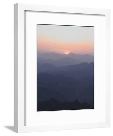 Huanghuacheng China-Luke Gram-Framed Art Print