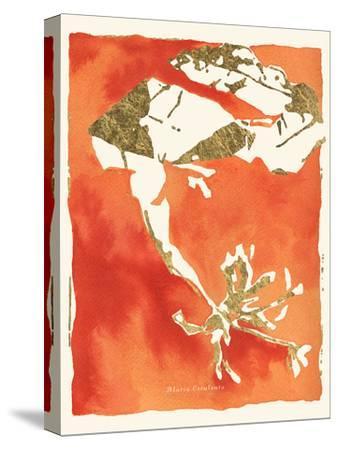 Alaria esculenta-Maja Gunnarsdottir-Stretched Canvas Print