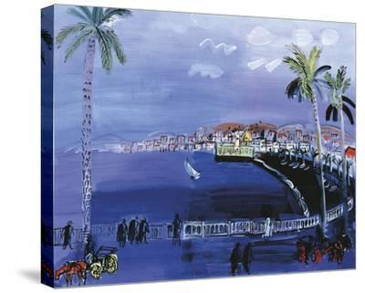 Baie Des Anges, Nice c.1926-Raoul Dufy-Stretched Canvas Print