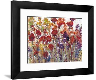 Variety of Flowers I-Tim O'toole-Framed Art Print