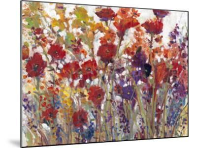 Variety of Flowers I-Tim O'toole-Mounted Art Print