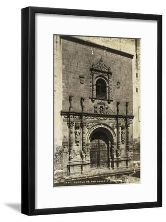 Old Mexico I-Unknown-Framed Giclee Print