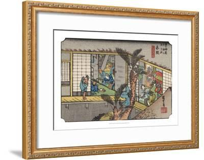 Iconic Japan IV-Unknown-Framed Giclee Print