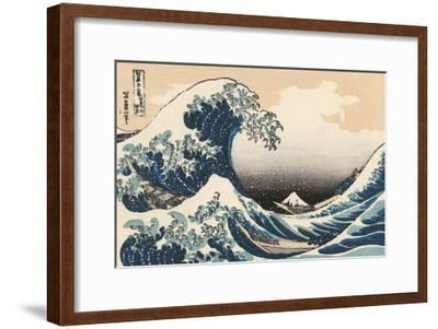 Iconic Japan V-Unknown-Framed Giclee Print