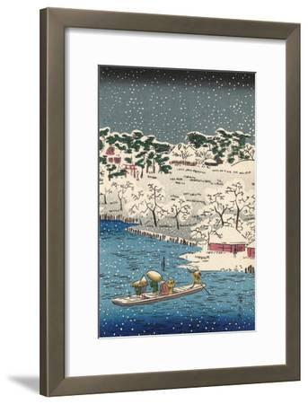 Iconic Japan VIII-Unknown-Framed Giclee Print