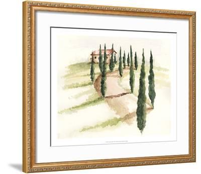 Tuscan Villa III-Jennifer Paxton Parker-Framed Art Print