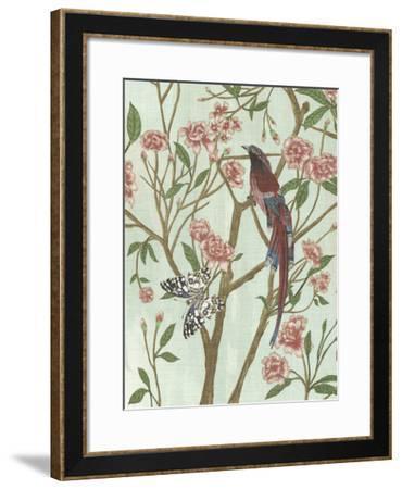Delicate Chinoiserie III-Melissa Wang-Framed Giclee Print
