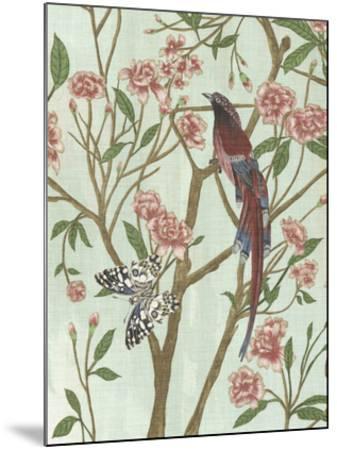 Delicate Chinoiserie III-Melissa Wang-Mounted Giclee Print