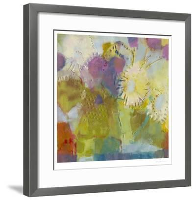 Floare II-Sue Jachimiec-Framed Limited Edition