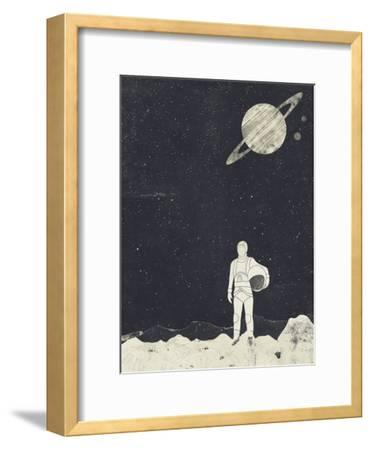 Explorer-Tracie Andrews-Framed Art Print