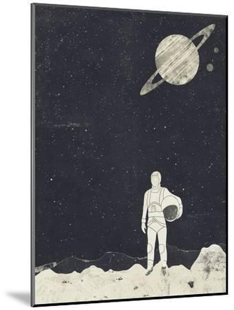Explorer-Tracie Andrews-Mounted Art Print