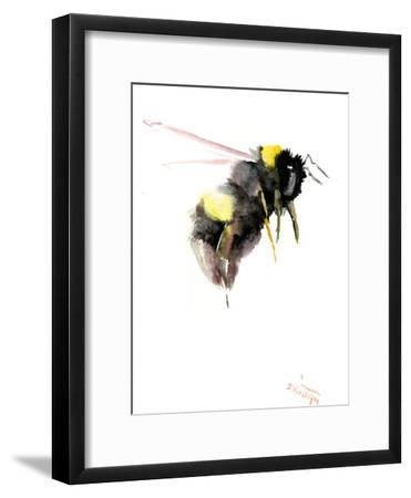 Bumblebee 3-Suren Nersisyan-Framed Art Print