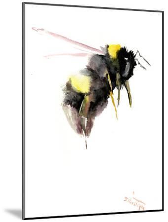 Bumblebee 3-Suren Nersisyan-Mounted Art Print
