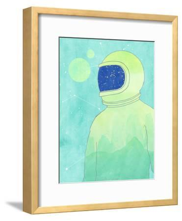 Wanderer Within-Tracie Andrews-Framed Art Print