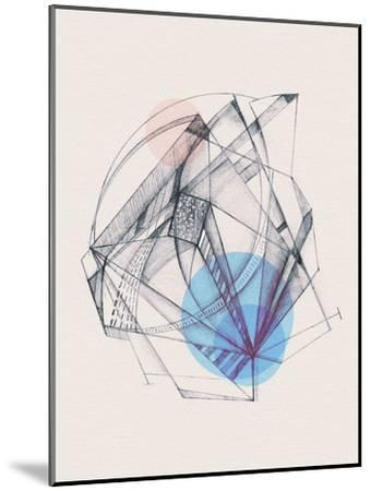 Structura-Tracie Andrews-Mounted Art Print
