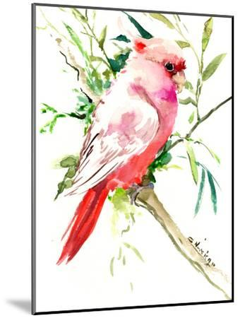 Cockatoo 1-Suren Nersisyan-Mounted Art Print