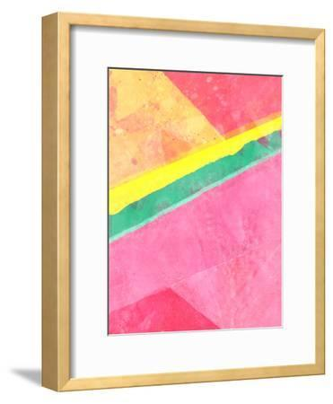 Twisted Melon-Tracie Andrews-Framed Art Print