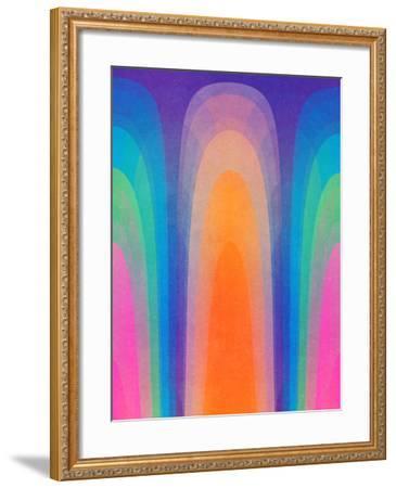 Chroma01-Tracie Andrews-Framed Art Print