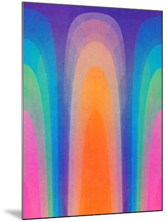 Chroma01-Tracie Andrews-Mounted Art Print
