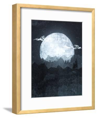 Moonrise-Tracie Andrews-Framed Art Print