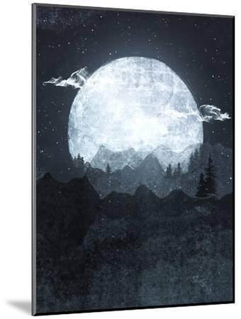 Moonrise-Tracie Andrews-Mounted Art Print