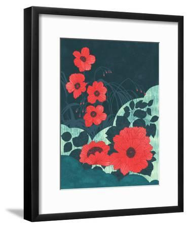 Ruby-Tracie Andrews-Framed Art Print