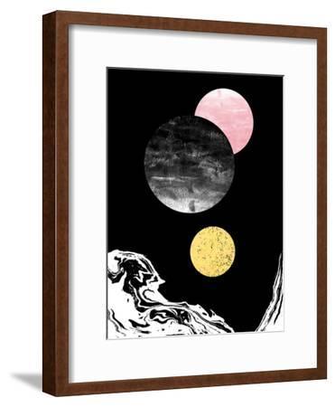 Celeste-Charlotte Winter-Framed Art Print