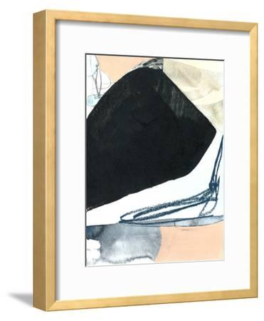 The Space Between Ii-Olimpia Piccoli-Framed Art Print