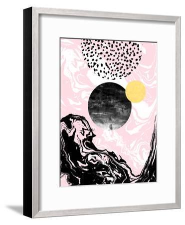 Gloriana-Charlotte Winter-Framed Art Print