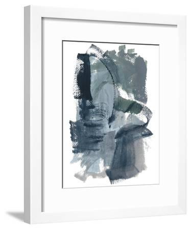 Upstream-Olimpia Piccoli-Framed Art Print