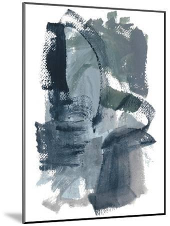 Upstream-Olimpia Piccoli-Mounted Art Print