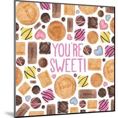 Youre Sweet-Elena O'Neill-Mounted Art Print