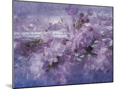 The Smell Of Spring 2-Zina Zinchik-Mounted Art Print