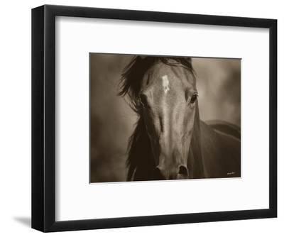 Dark Eyes-Barry Hart-Framed Art Print