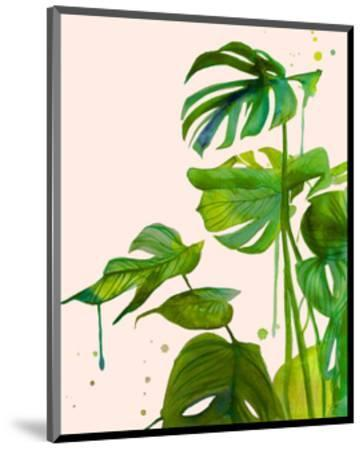 Leafy Greens Edition 1-Jessica Durrant-Mounted Art Print