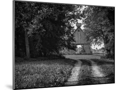 At the End of the Lane-Trent Foltz-Mounted Art Print