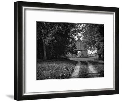 At the End of the Lane-Trent Foltz-Framed Art Print