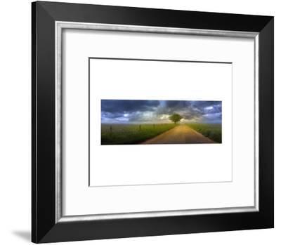 The Road Home-Doug Cavanah-Framed Art Print