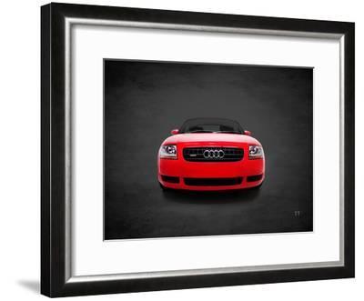 Audi Tt Quattro Stretched Canvas Print By Mark Rogan Artcom
