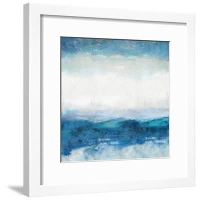 Aqua Motion-Jaden Blake-Framed Giclee Print