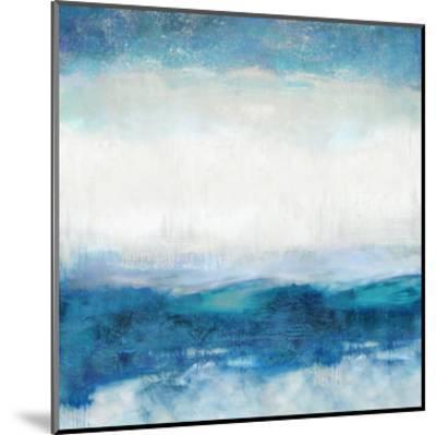 Aqua Motion-Jaden Blake-Mounted Giclee Print
