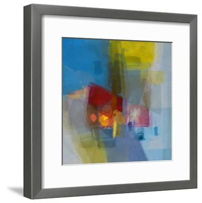 Galactic IV-Michael Tienhaara-Framed Giclee Print