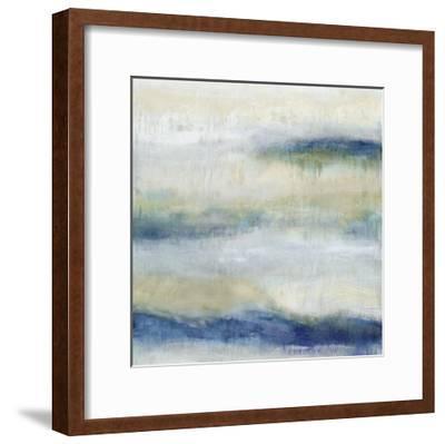 Indigo Motion I-Jaden Blake-Framed Giclee Print