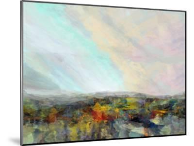 Formations Big Sky I-Michael Tienhaara-Mounted Giclee Print