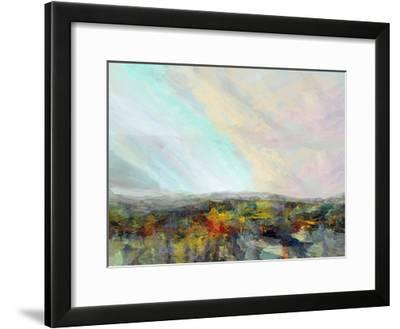 Formations Big Sky I-Michael Tienhaara-Framed Giclee Print