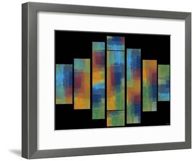 Sequential II-Michael Tienhaara-Framed Giclee Print