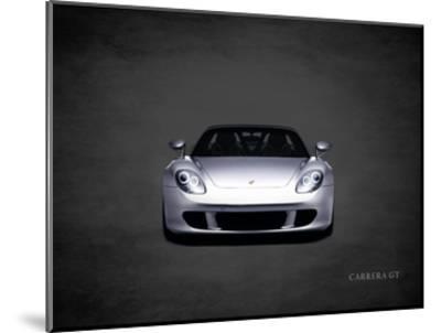 Porsche Carrera GT-Mark Rogan-Mounted Giclee Print